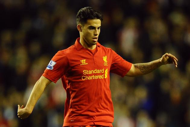 Does Suso Have a Part to Play in Brendan Rodgers' Liverpool Plans Any More?