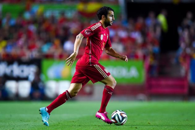 Chelsea Transfer News: Cesc Fabregas Deal Imminent, Hinges on Ivan Rakitic Talks