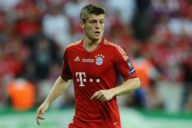 Real Madrid Transfer News: Toni Kroos Offered Huge Wages to Leave Bayern Munich