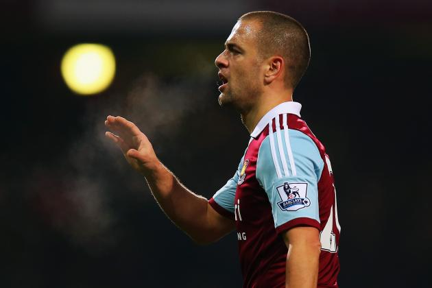 Joe Cole Officially Completes Aston Villa Transfer After Release from West Ham