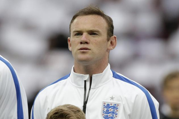Why Wayne Rooney Is Under Most Pressure for England at the World Cup
