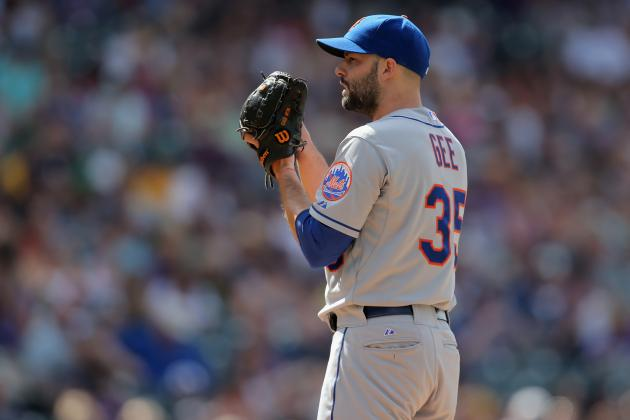 Breaking Down the Value of the New York Mets' Dillon Gee