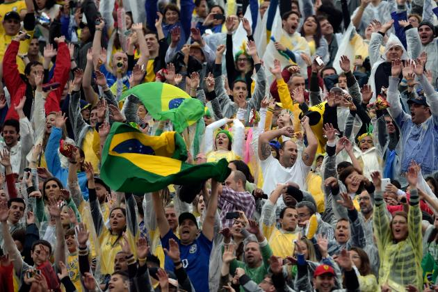 Explaining Exactly What a World Cup Win Would Mean for Host Nation Brazil