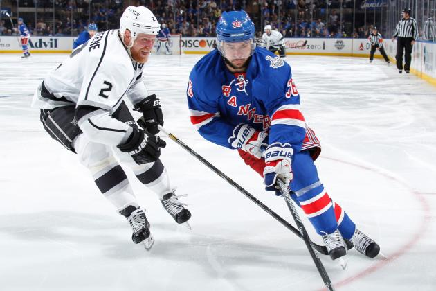 Stanley Cup 2014: Complete Guide to Kings vs. Rangers Game 4