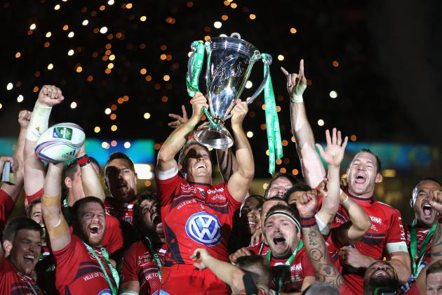 European Rugby Champions Cup 2014 Draw: Pools Released for Inaugural Tournament