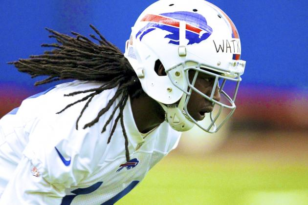 Sammy Watkins Can Make Instant Impact in Buffalo Bills Offense
