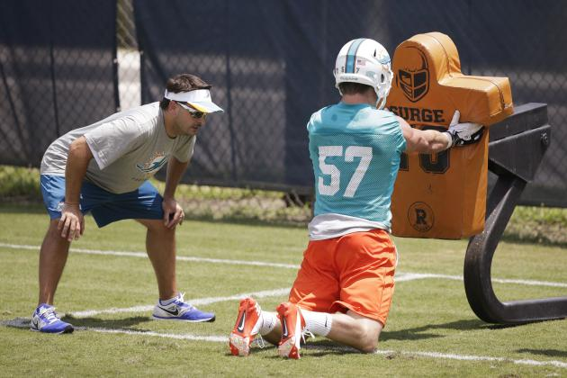 Dolphins Rookies Adapting to Heat, Humidity During OTAs