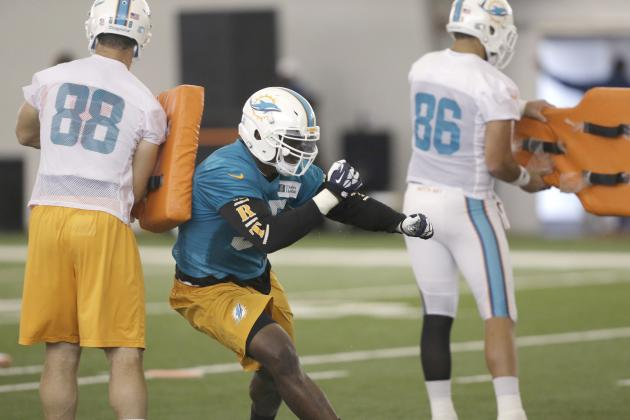 Miami Dolphins' Dion Jordan, Jamar Taylor Are Healthy And...