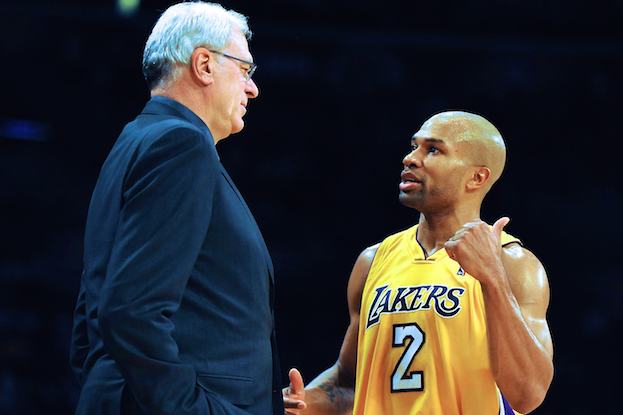 Lakers Left to Ponder What Might Have Been After Knicks Hire Derek Fisher