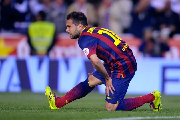 Manchester United Transfer News: Jordi Alba a Better Option Than Luke Shaw