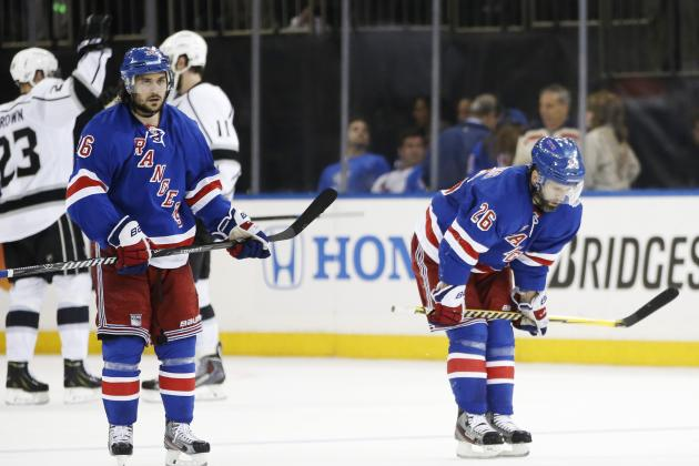 Kings vs. Rangers: Early Predictions for Game 4 of 2014 Stanley Cup Final