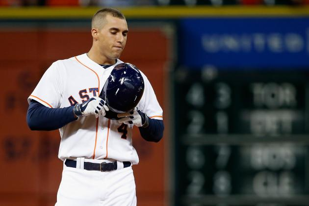 Astros Lineup: Springer (Knee) out 2nd Straight
