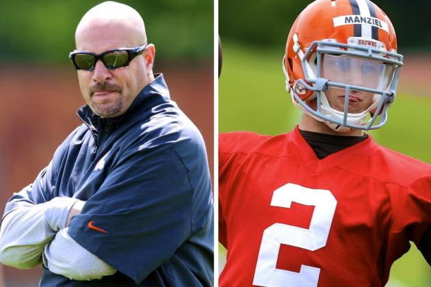 Browns Head Coach Mike Pettine Says Cleveland Turned Down 'Hard Knocks' Offer