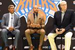 Fisher Vows to Change Knicks' Culture