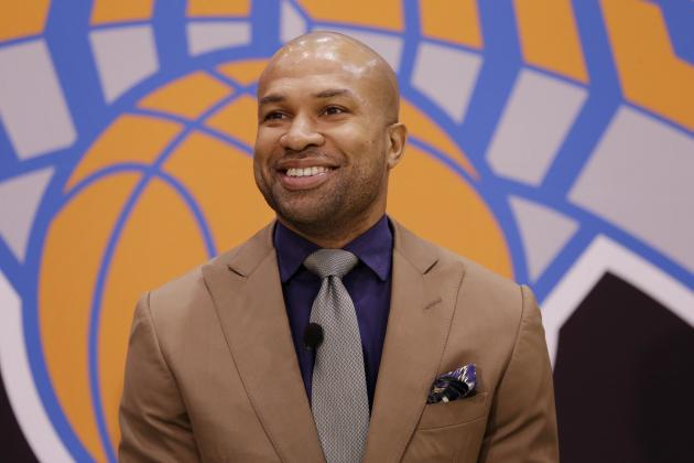 Derek Fisher: 'Basketball Is a Game I'm Experienced In'