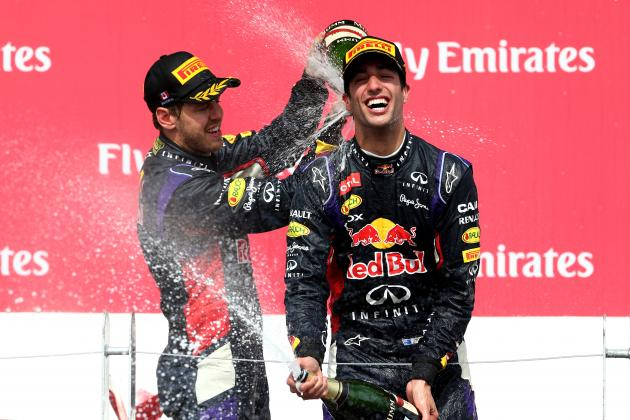 Sebastian Vettel Needs Big Response to Daniel Ricciardo's Win After Canadian GP