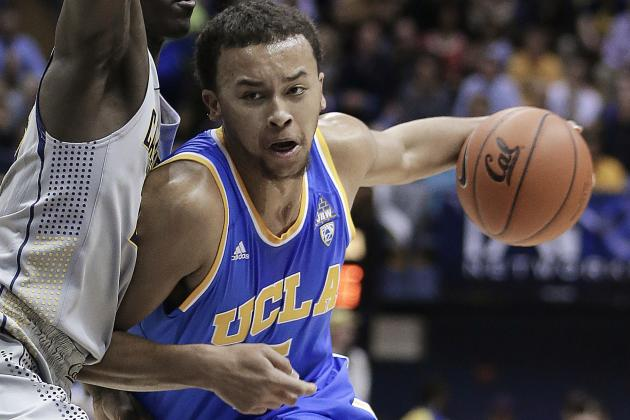 Kyle Anderson NBA Draft 2014: Highlights, Scouting Report for Spurs Rookie