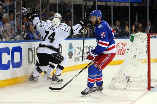 Stanley Cup 2014: TV Info and Odds for Kings vs. Rangers Game 4