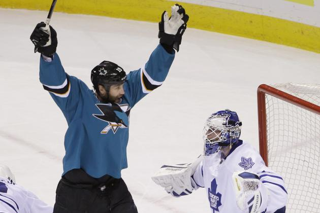 Sharks Captain Joe Thornton Might Consider Leaving If He Loses Fan Support