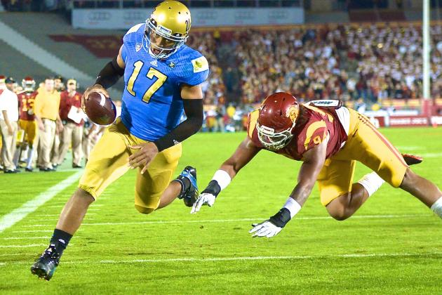 Why SEC Has UCLA to Thank for Its Legacy of BCS Dominance
