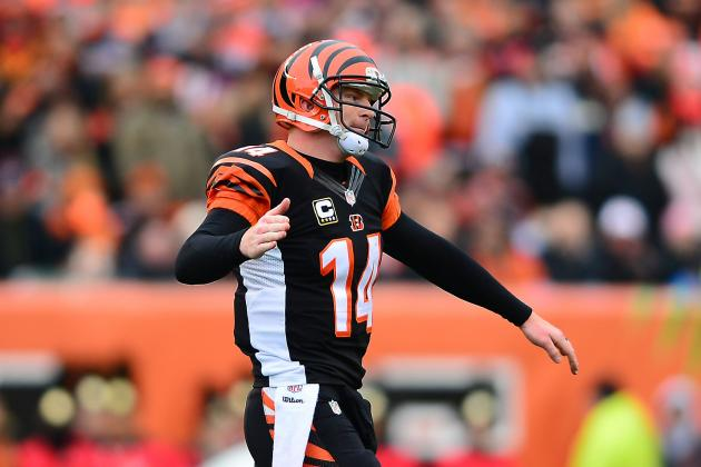 Andy Dalton: Kaepernick Deal Found 'Middle Ground'