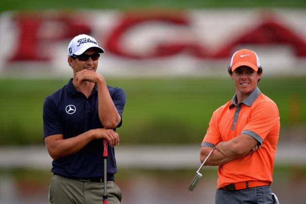 US Open Field 2014: Tee Times, Odds and Predictions for Favorites and Sleepers