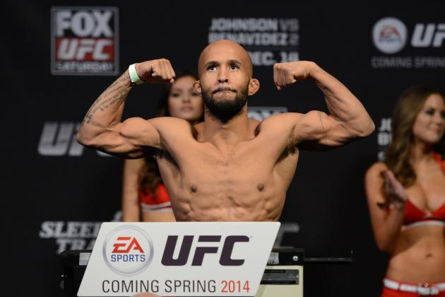 UFC 174: Win over Ali Bagautinov Won't Make Demetrious Johnson Any More Popular