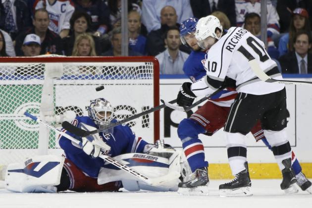 Stanley Cup Final 2014 Schedule: TV Info and Pick for Kings vs. Rangers Game 4