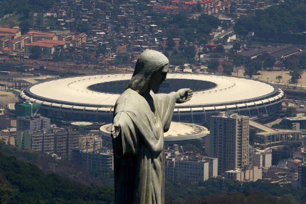 World Cup Odds 2014: Big-Money Bets, Bold Predictions for Group Stage Fixtures