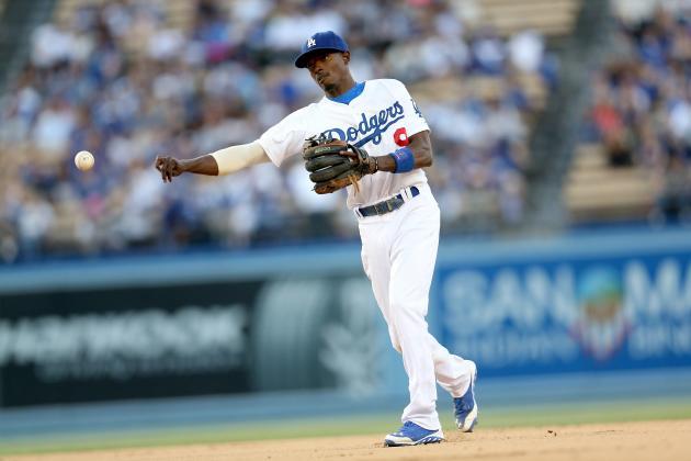 Dodgers Lineup: Gordon (Hip), Gonzalez Return