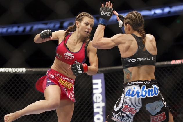 Miesha Tate Defends Boyfriend Bryan Caraway from Fish-Hooking Claims