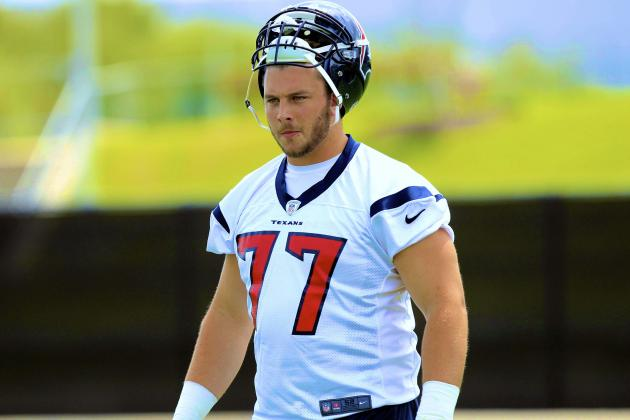 Texans OT David Quessenberry Diagnosed with Lymphoma