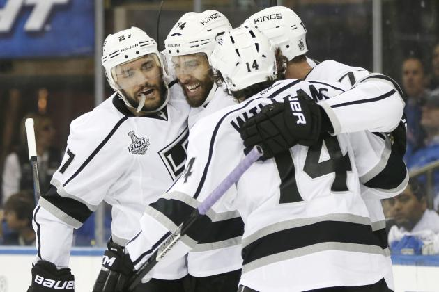 Stanley Cup 2014: Schedule, TV Info for Kings vs. Rangers Game 4