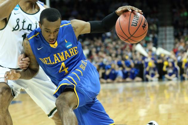 Delaware Dismisses Junior Guard Jarvis Threatt