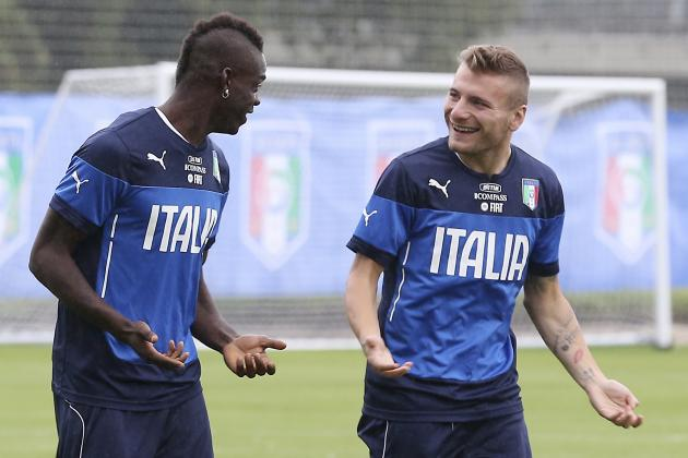How Italy Can Best Utilize Their Attacking Options at the World Cup