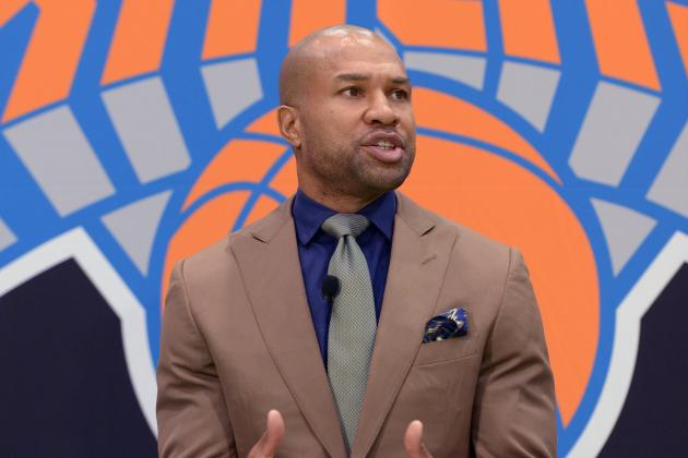 What Kind of Coach Can We Expect Derek Fisher to Be for NY Knicks?