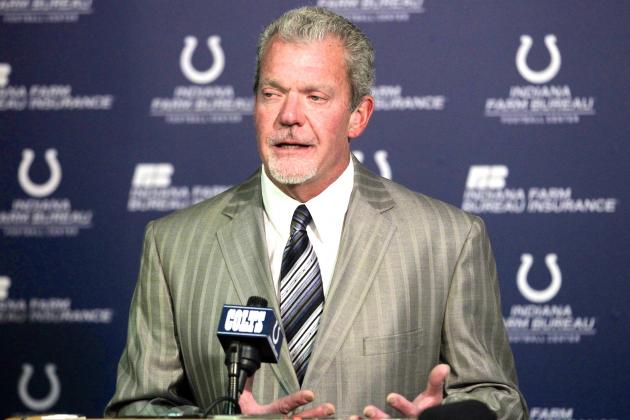 Jim Irsay Speaks on Battle with Addiction in Interview with Indianapolis Star