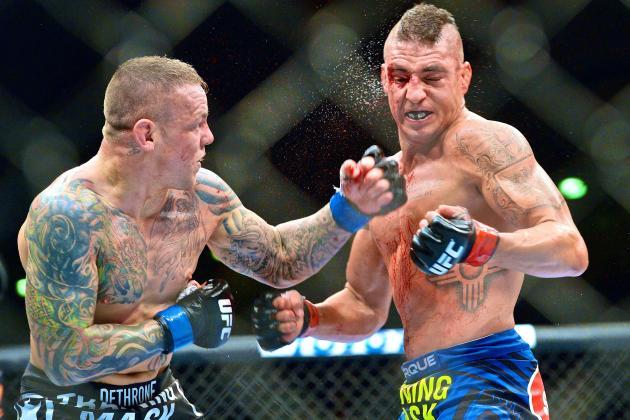 Dana White Shoots Down Ross Pearson vs. Diego Sanchez Rematch