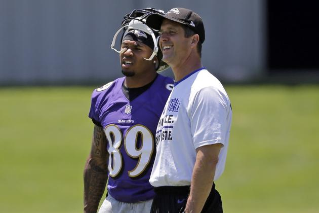 Steve Smith Has Been Everything Advertised for Ravens