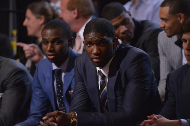 2014 NBA Mock Draft: Complete 1st-Round Projections