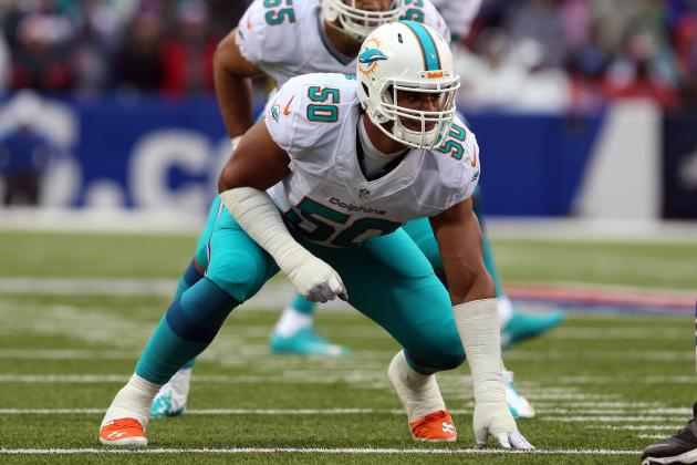 Dolphins DE Olivier Vernon Ready to Make a Name for Himself