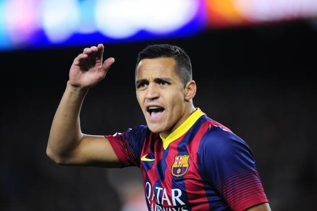 Manchester United Transfer News: Alexis Sanchez Would Be Big Coup for Red Devils