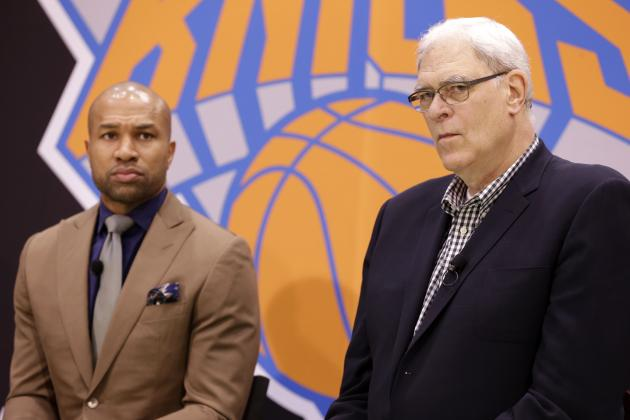 Derek Fisher: I Don't Know If Lakers Ever Considered Me One of Their Candidates