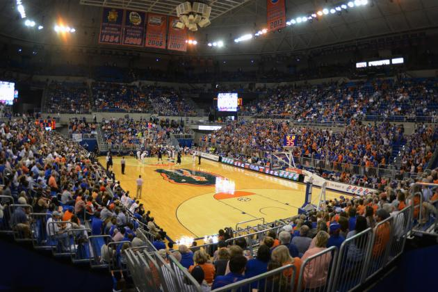 UF's O'Dome Renovations Scheduled