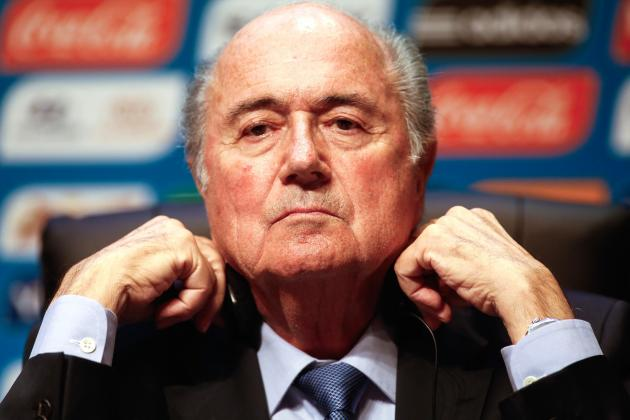 FA Chairmen Reportedly Criticize Sepp Blatter over Qatar 2022 World Cup