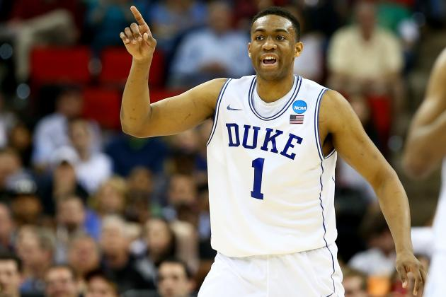2014 NBA Mock Draft: 1st-Round Moves That Will Help Each Team