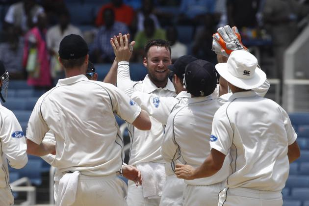 West Indies vs. New Zealand, 1st Test: Day 3 Video Highlights, Scorecard, Report