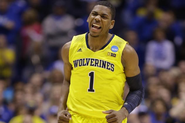 Glenn Robinson III NBA Draft 2014: Highlights, Scouting Report for Wolves Rookie