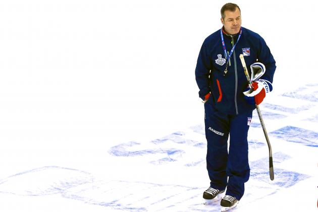 Alain Vigneault's Conversative Ways Likely to Cost His Team Another Stanley Cup
