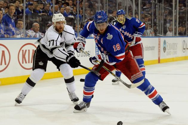 Stanley Cup Final 2014: Viewing Info, Predictions for Kings vs. Rangers Game 4